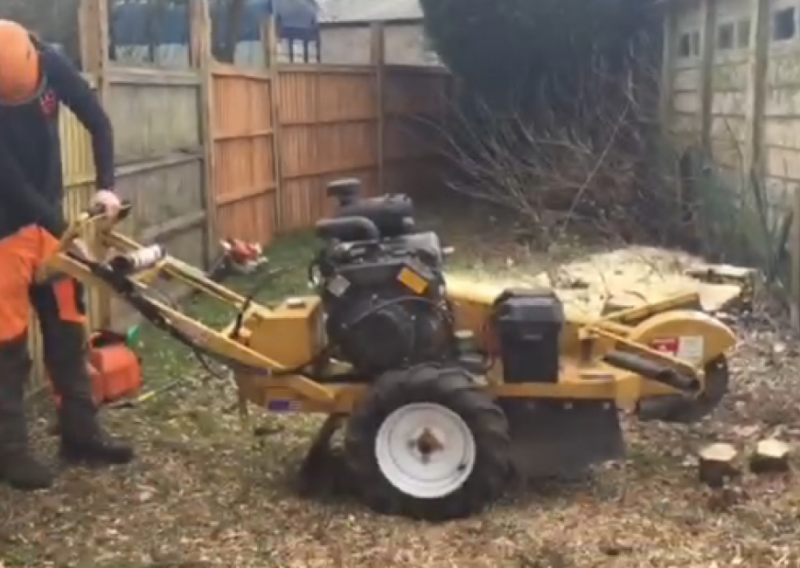 Stump grinder: Swipe To View More Images