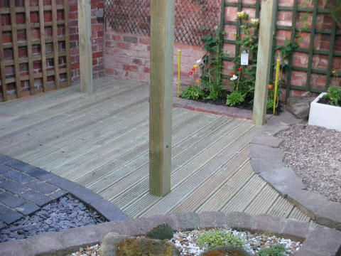 Bespoke Decking: Swipe To View More Images