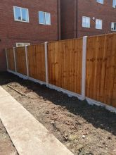 Domestic Fencing Nottingham