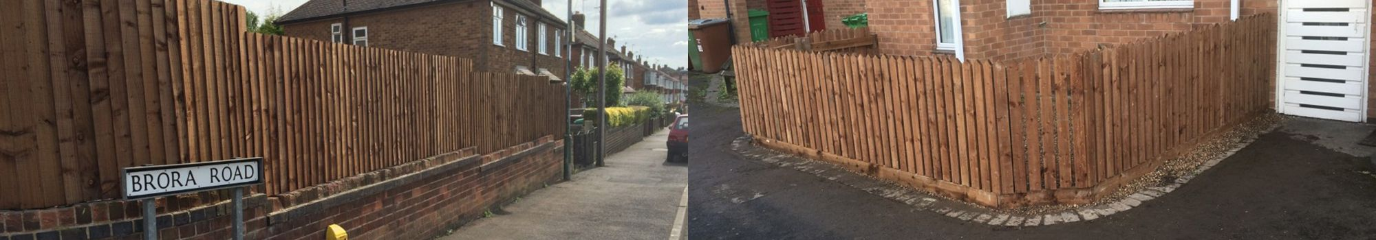 Timber Fencing Nottingham