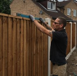 Fence Installation Nottingham : Click Here To View Larger Image