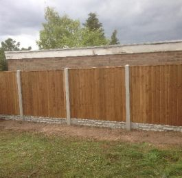 Fencing Nottingham