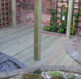 Bespoke Decking: Click Here To View Larger Image